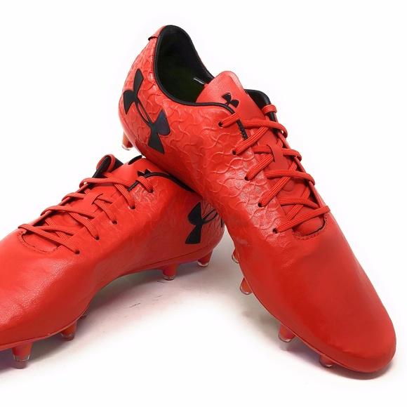 6ec375244 Under Armour Shoes | Ua Magnetico Pro Fg Soccer Cleats Nib | Poshmark